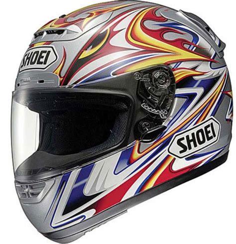 Helm Shoei Replika Luthi Shoei X Spirit Replica Helmet Replica Race