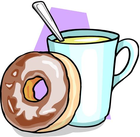 Coffee And Donuts Clipart   Cliparts.co