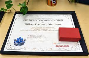 Life Saving Award Certificate Template Custodial Worker Recognition Day Just B Cause