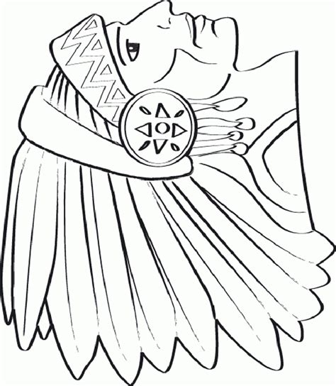 native american coloring pages for children coloring home