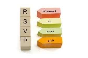rsvp meaning