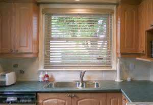 kitchen blind ideas your kitchen window treatment
