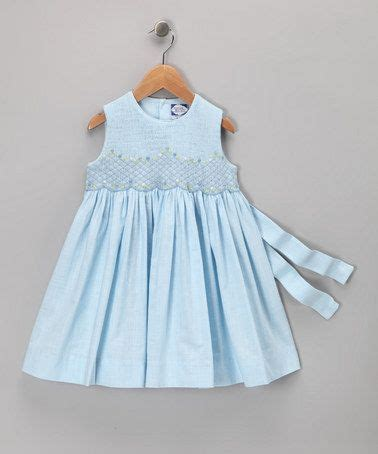 light blue toddler dress 17 best ideas about smocked clothing on