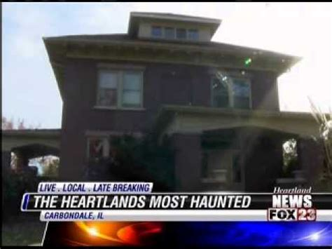 haunted houses in southern illinois top 10 most haunted buildings in southern illinois hundley house 9pm youtube