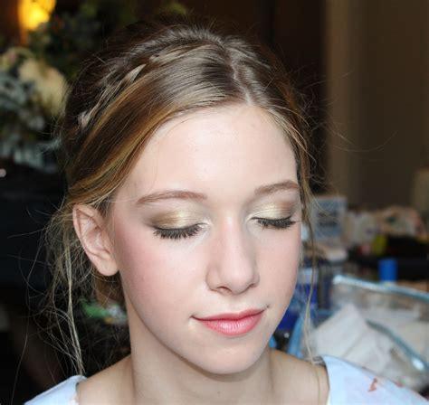 Wedding Hair For Junior Bridesmaids by Makeup For Junior Bridesmaid Lerevemakeup Make It Up