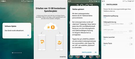 Android Update S7 by Galaxy S7 Update Auf Android 7 Erreicht Freie Ger 228 Te