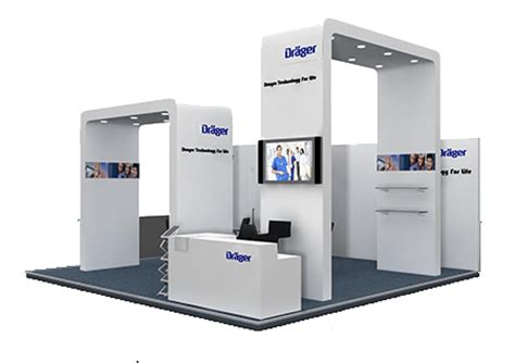 booth design maker dpo international booth design