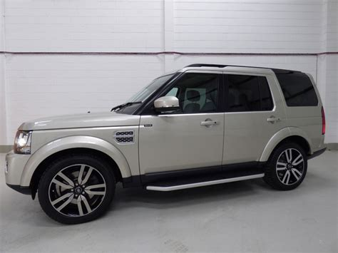 land rover discovery hire cheshire 4x4 vehicle hire uk