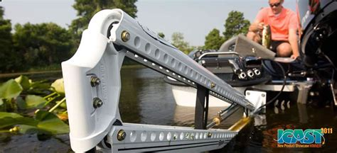 bass boat blade my next big spend power pole lureandfly