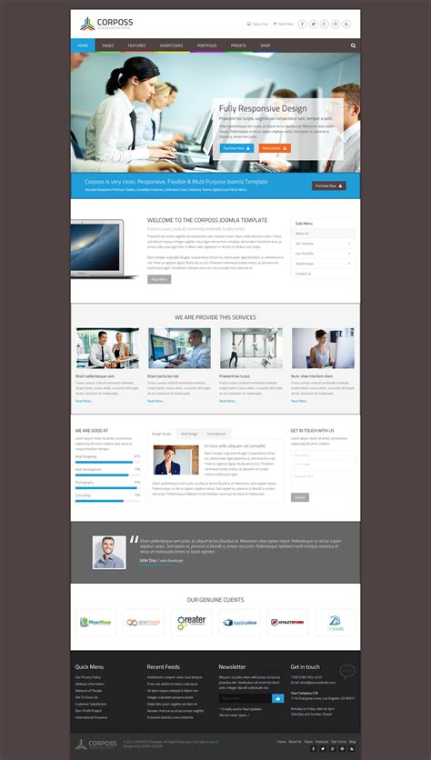 moodle themes commercial corposs responsive colorful moodle theme by supratech