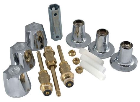 Plumbing Valve Repair by Bathtub Shower Faucet Valve Part Price Pfister Verve Rebuild Plumbing Repair Kit Ebay
