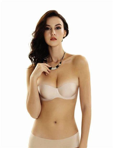 Harga Clear Bra bra shop indonesia jual backless strapless bra