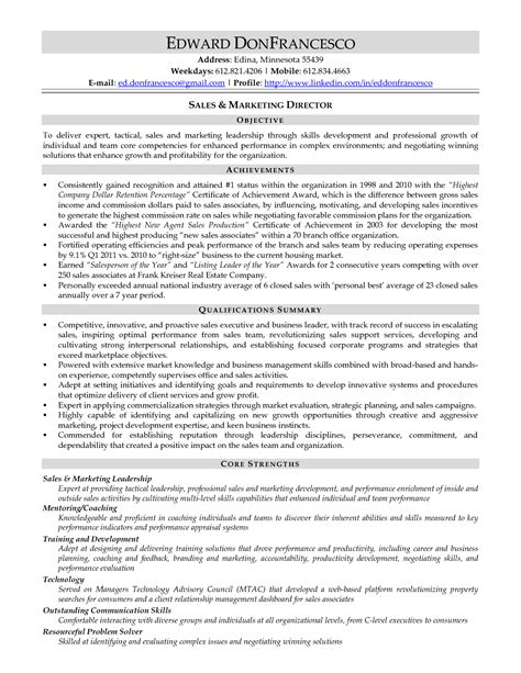 Competencies Resume Template by Resume Exle Competencies Exles For Resume
