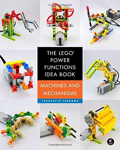 Tutorial Lego Power Functions | the lego mindstorms ev3 idea book 181 simple machines and