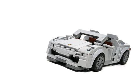 lego porsche 918 lego speed chions 75910 porsche 918 spyder moc