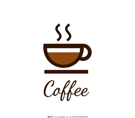 coffee shop sign design 创意咖啡标志设计图片 企业logo标志 标志图标 图行天下图库