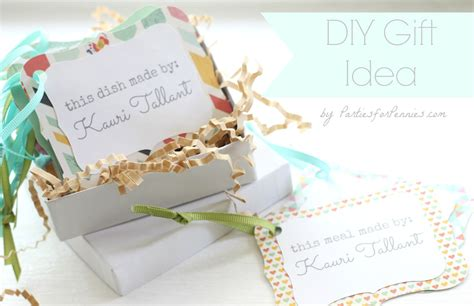 diy s gifts for friends diy gift idea for your foodie friends creative home