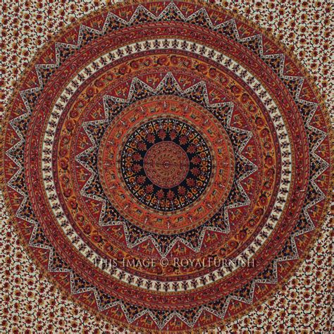 all that jazz wall tapestries and tapestries on pinterest queen red psychedelic bohemian hippie mandala tapestry