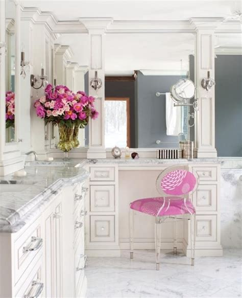 grey and pink bathroom marble grey and pink accents bathroom for the home