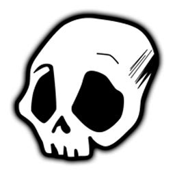 skull icon   icons  png backgrounds