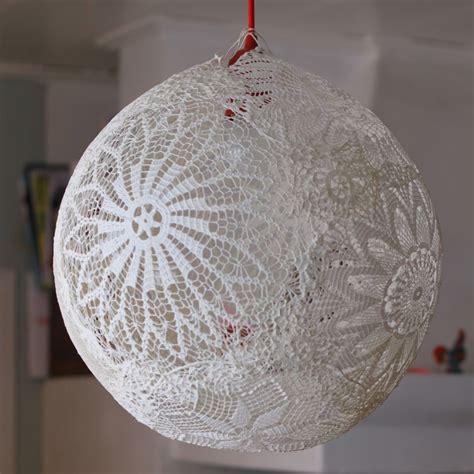 How To Make Paper Mache Lanterns - diy pendant ls glitter inc glitter inc