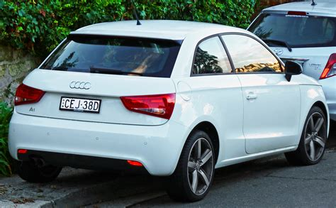 Audi A1 8x by File 2012 Audi A1 8x 3 Door Hatchback 2012 06 04 Jpg