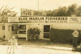 blue marlin fish house historic blue marlin fish house north dade american seafood restaurant miami