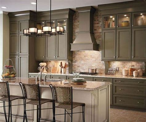 cabinet styles for kitchen aujourd hui nous sommes inspir 233 s par la couleur taupe