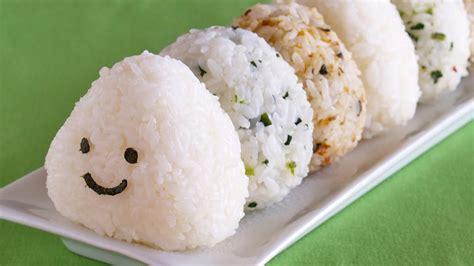 japanese ricer how to make onigiri japanese rice balls recipe