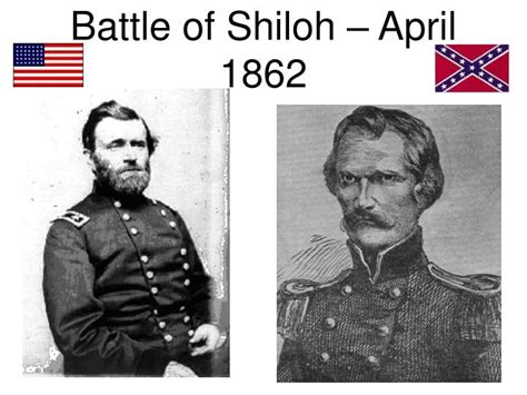 the generals of shiloh character in leadership april 6 7 1862 books ppt generals at bull run general irwin mcdowell vs