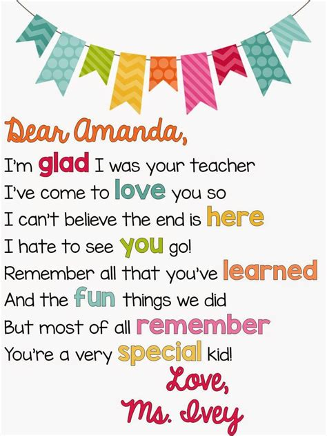 Thank You Letter To Kindy 25 Best Ideas About Preschool Graduation Gifts On Preschool Graduation