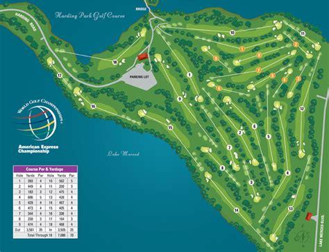 san francisco golf map harding park golf course map 99 harding road san