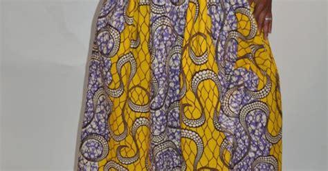 Maxi Pocket Comhi Abu the aleshia maxi print maxi skirt
