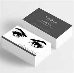 artist business card designs best 25 eyebrow design ideas on