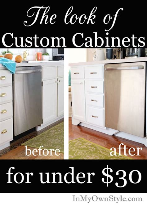 how to make kitchen cabinets look decorative accents kitchen base cabinets with in my own style