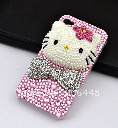 Handmade Cell Phone Cases Bling - free shipping handmade bling cell phone for iphone4