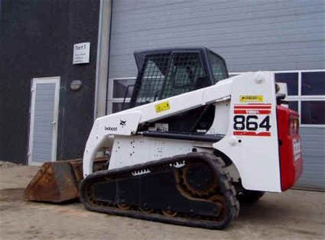 used bobcat 864 wheel loaders year 2001 for sale mascus usa