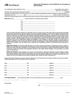 Bank Statement Template Doc Forms Fillable Printable Sles For Pdf Word Pdffiller Llc Resolution To Borrow Template