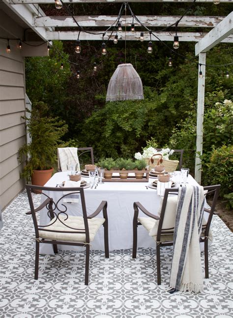 5 ways to decorate your patio cheap decorated life