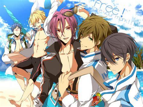 anime free free iwatobi swim club impression crimson