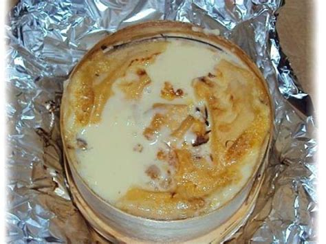 cuisiner le mont d or au four les meilleures recettes de mont d or et cuisine au four