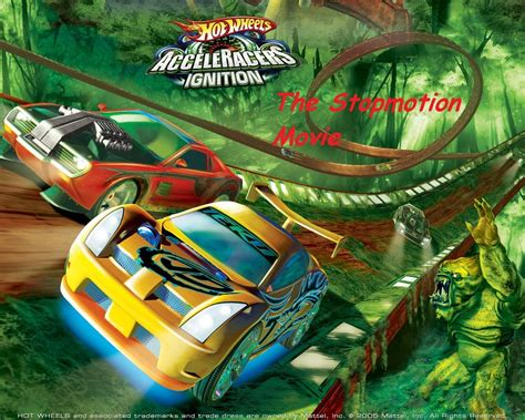 film hot wheels acceleracers acceleracers ignition the stopmotion movie youtube