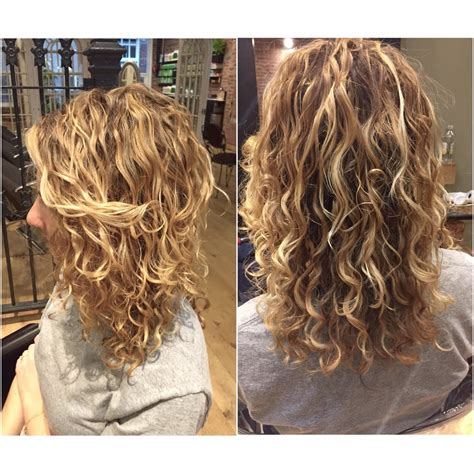 best hair perms in nyc cut and highlights for curly hair highlights using
