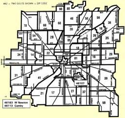 Indianapolis In Zip Code Map by Harris Marketing Indianapolis Amp Marion County Map