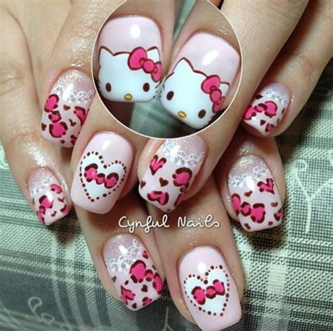 Cat Kuku Opi 24 best images about hello on the opi and bow nail