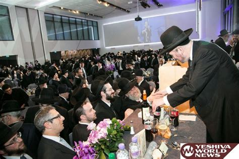 manchester new year gala photo essay yeshivas shaarei torah manchester
