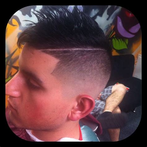 mohawk designs line mohawk fade with line designs www imgkid com the image