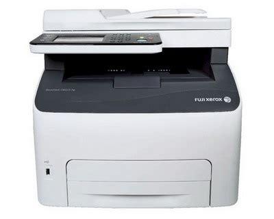 Printer Fuji Xerox Docuprint Cm225fw Cm 225fw Color A4 1 เคร องพ มพ ม ลต ฟ งก ช น fuji xerox docuprint cm225fw wireless color multifunction printer