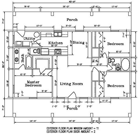 ranch house plans hillcrest 10 557 associated designs 1000 images about kodiak steel homes floor plans on