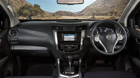 nissan navara interior an all navara for march 2017 auto mart